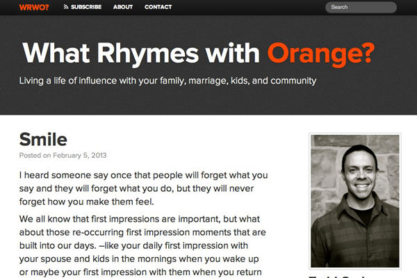 What Rhymes With Orange? thumbnail